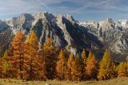 Totes Gebirge 10-2008 panoráma