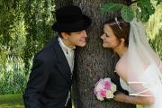 svatba na zámku  v Nových Hradech 09-2009