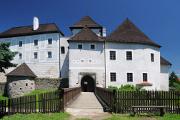 Castle of Nové Hrady 06-2010