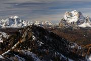 Dolomity 11-2010 panoráma