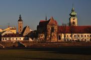 České Budějovice 02-2011 panoráma