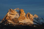 Dolomity 04-2011 panoráma