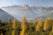 Dolomity 10-2011 panoráma
