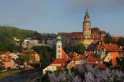 Český Krumlov and Protected Landscape Area Blanský 05-2012