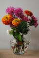 Strauss und Blumen