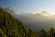 Dolomity 09-2012 panoráma