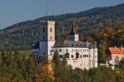 státní hrad Rožmberk 10-2012