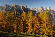 Totes Gebirge 10-2012 panoráma