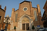 Itálie - Verona - kostely 10-2012