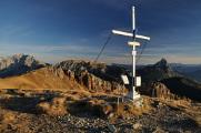 Eisenerzské Alpy a Lugauer 10-2013