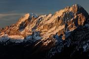 Dolomity 12-2013 panoráma