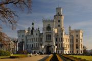 Schloss Hluboká 01-2014