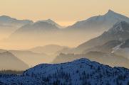 Sengsengebirge 03-2014 panoráma