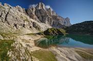 Dolomity 08-2016 Civetta a Lago di Garda
