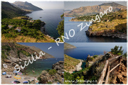 Italien - Sizilien Postkarten