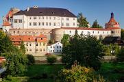 Jindřichův Hradec, Slavonice and Český Krumlov 09-2017