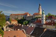 Český Krumlov 05-2018 Panorama