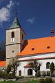 kostel sv. Markéty v Horní Plané