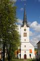 kostel sv. Kateřiny v Hořicích na Šumavě