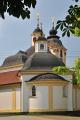 poutní barokní kostel Panny Marie v Sepekově