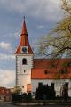 kostel sv. Jiří v Netolicích