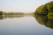 rybník Velký Zvolenov u Hluboké