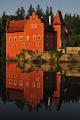 zámek Červená Lhota II