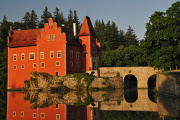 zámek Červená Lhota III