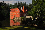 zámek Červená Lhota VI