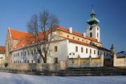 dominikánský klášter s Bílou věží I