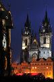 Staroměstský orloj a Týnský chrám II