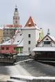 Krumlovský mlýn a zámek I