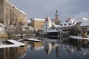 Krumlovský mlýn a zámek III