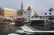 Krumlovský mlýn a zámek IV