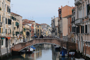kanál a nábřeží Rio Santa Caterina I