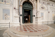 nemocnice v Scuola Grande di San Marco