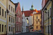 Panská ul. a dominikánský klášter