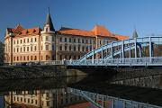 Krajský soud a Zlatý most