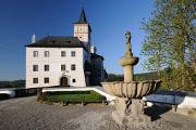 hrad Rožmberk II