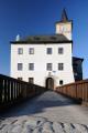 hrad Rožmberk III