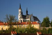 klášter Vyšší Brod I