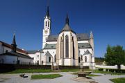 klášter Vyšší Brod IV