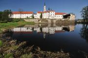 klášter Vyšší Brod V