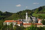 klášter Vyšší Brod VI