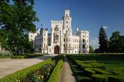 zámek Hluboká nad Vltavou III