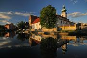 dominikánský klášter s Bílou věží
