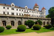 státní zámek Konopiště II