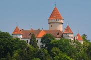 státní zámek Konopiště III