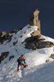 vrcholový hřeben Gran Paradiso