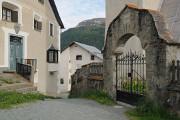 Unter Engadin,obec Guarda